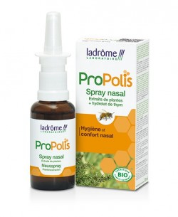 Spray nasal à la propolis bio 30 ml