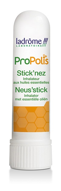 Inhalateur de poche Stick nez à la propolis bio 1 ml